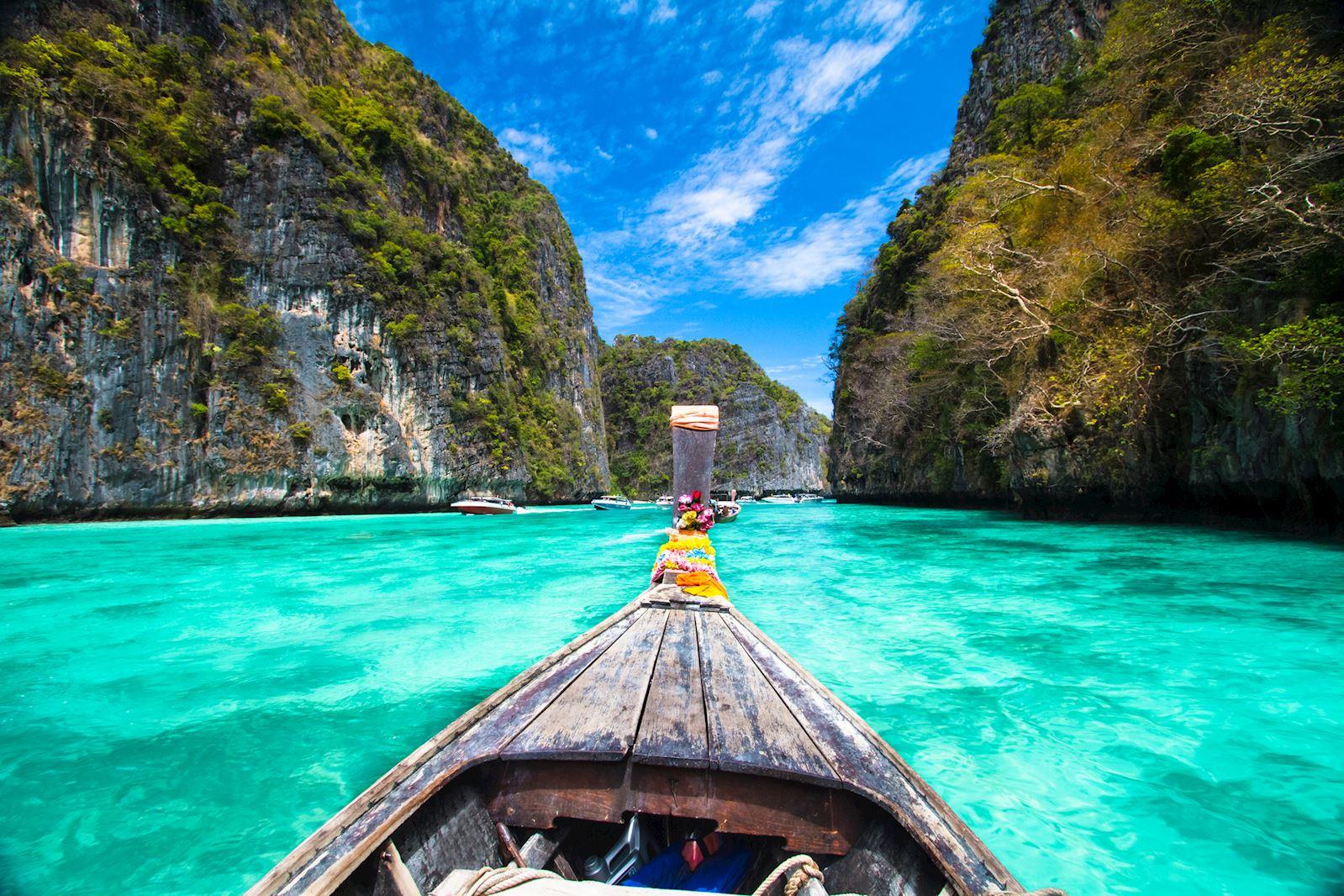 חוף הים בתאילנד