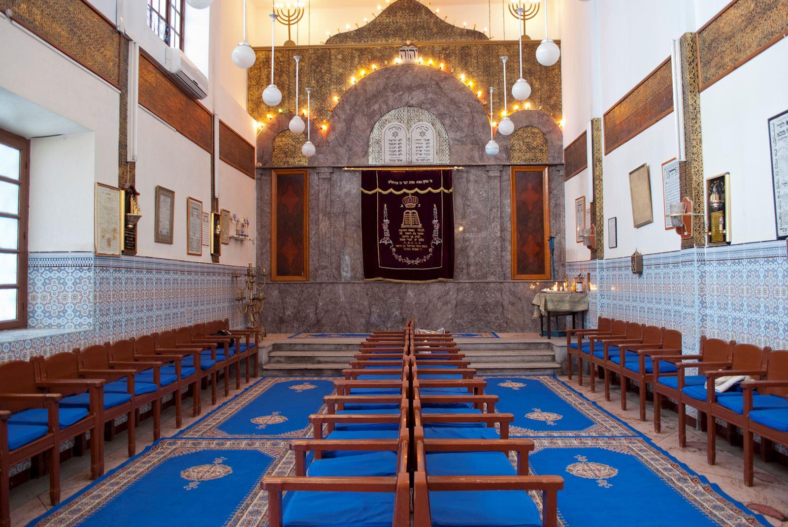 בית הכנסת במרקש