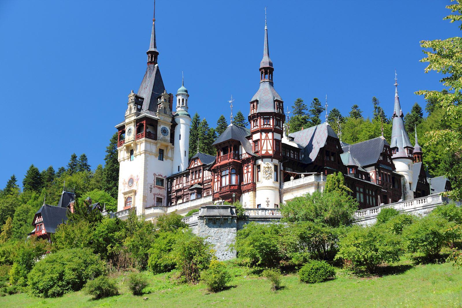 אחוזה ברומניה
